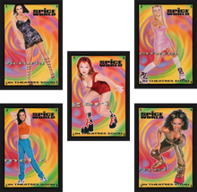 Load image into Gallery viewer, Spice World : The Movie - 1997 (Set of 5)