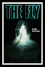 Load image into Gallery viewer, An original movie poster for the film The Fly