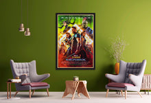 Load image into Gallery viewer, An original movie poster for the Marvel film Thor Ragnarok