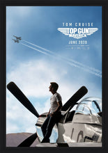 Load image into Gallery viewer, An original movie poster for the Top Gun sequel Maverick