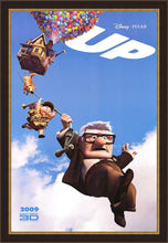 Load image into Gallery viewer, An original movie poster for the Disney Pixar film Up
