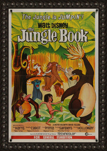 The Jungle Book - 1967 - Art of the Movies