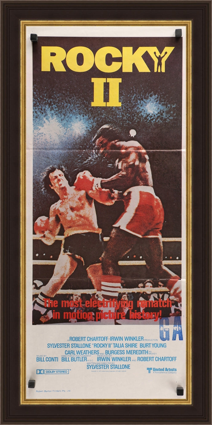Rocky II - 1979 - Art of the Movies