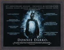 Load image into Gallery viewer, An original movie poster for the film Donnie Darko