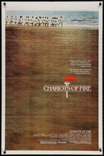 Load image into Gallery viewer, A one sheet movie / film poster for Chariots of Fire