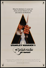 Load image into Gallery viewer, Clockwork Orange  - 1972 - Stanley Kubrick - Art of the Movies