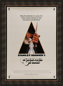 Clockwork Orange  - 1972 - Stanley Kubrick - Art of the Movies