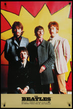 Load image into Gallery viewer, An original Apple licensed poster of the Beatles