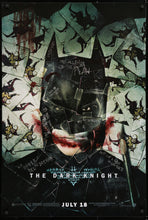 Load image into Gallery viewer, An original movie poster for the Batman film The Dark Knight