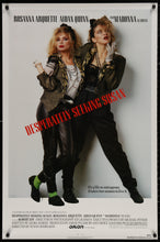 Load image into Gallery viewer, An original movie poster for the Madonna film Desperately Seeking Susan