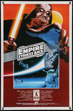 Load image into Gallery viewer, A one sheet movie poster by Kilian Enterprises for Star Wars - The Empire Strikes Back