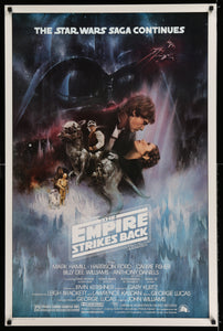 Star Wars - The Empire Strikes Back - 1980 - Art of the Movies