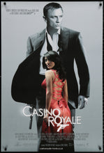 Load image into Gallery viewer, An original movie poster for the James Bond film Casino Royale