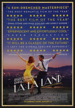 Load image into Gallery viewer, An English Advance one sheet movie / film poster for La La Land.