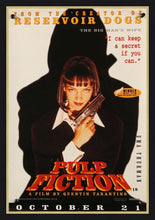 Load image into Gallery viewer, An original character poster for the Tarantino film Pulp Fiction