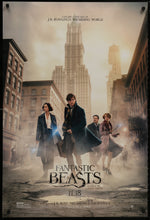 Load image into Gallery viewer, Fantastic Beasts and Where to Find Them - 2016 - Harry Potter - Art of the Movies