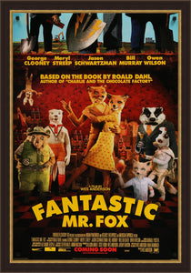 Fantastic Mr Fox - 2009 - Art of the Movies