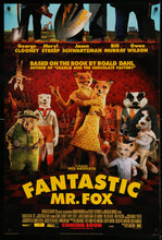 Load image into Gallery viewer, Fantastic Mr Fox - 2009 - Art of the Movies