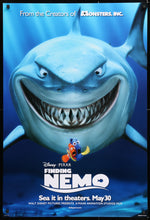 Load image into Gallery viewer, An original movie poster for the film Finding Nemo