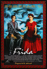 Load image into Gallery viewer, An original movie poster for the film Frida