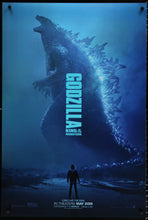 Load image into Gallery viewer, An original movie poster for the film Godzilla King of the Monsters