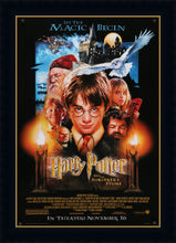 Load image into Gallery viewer, Harry Potter and the Philosopher's Stone - 2001 - Art of the Movies