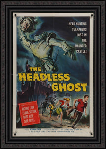 The Headless Ghost - 1959 - Art of the Movies