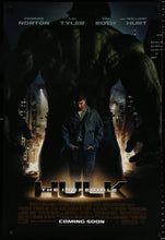 Load image into Gallery viewer, An original movie poster for the Marvel film The Incredible Hulk