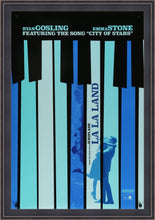 Load image into Gallery viewer, An original movie poster for the musical La La Land