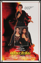 Load image into Gallery viewer, An original movie poster for the James Bond film Licence to Kill