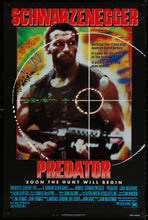 Load image into Gallery viewer, An original movie poster for the film Predator