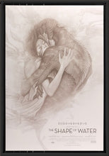 Load image into Gallery viewer, An original movie poster for the film The Shape of Water