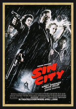 Load image into Gallery viewer, An original movie poster for the film Sin City