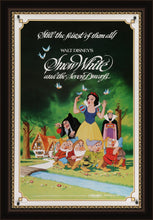 Load image into Gallery viewer, Snow White and the Seven Dwarfs - 1937 - Art of the Movies
