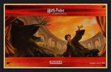 Load image into Gallery viewer, An original poster for the publication of Harry Potter and the Deathly Hallows