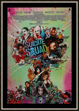 Load image into Gallery viewer, An original vintage movie poster for Suicide Squad