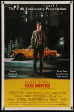 Load image into Gallery viewer, An original movie poster for the film Taxi Driver