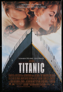 Titanic - 1997 - Art of the Movies