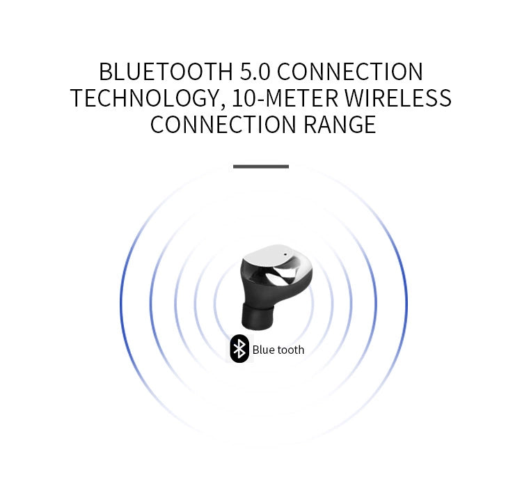 bluetooth connected earbuds