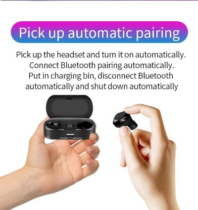 automatic pairing bluetooth connection