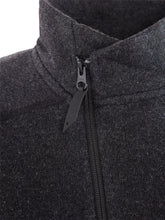 Load image into Gallery viewer, Klättermusen Balder Zip M's Charcoal ullfleece