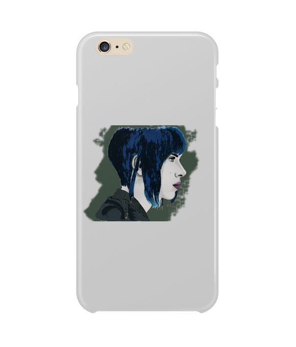 Ghost In A Shell iPhone 6 Plus Full Wrap Case