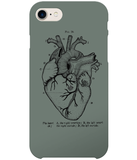 Anatomical Heart iPhone 7 Full Wrap Case