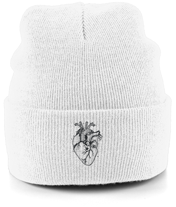 Anatomical Heart Beanie