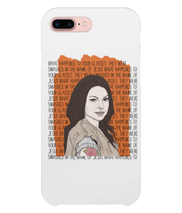 Alex Vause OITNB iPhone 8 Plus Full Wrap Case