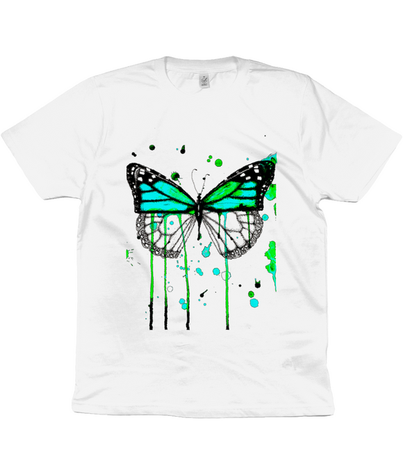 Butterfly Classic Jersey Unisex T-Shirt