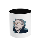 Dallas Green Two Toned Mug