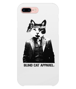 Blind Cat Apparel Logo iPhone 7 Plus Full Wrap Case