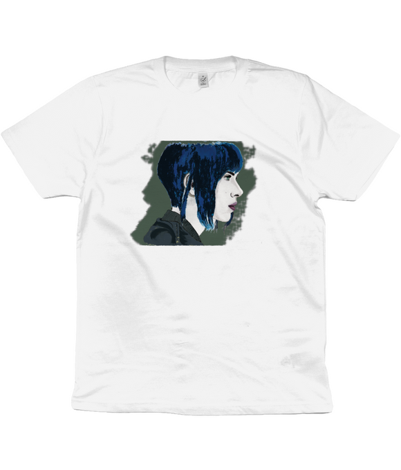 Ghost In A Shell Classic Jersey Unisex T-Shirt