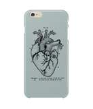 Anatomical Heart iPhone 6S Plus Full Wrap Case